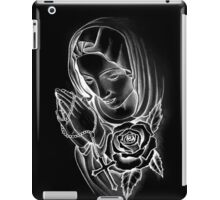 MOTHER MARY NEGATIVE iPad Case/Skin
