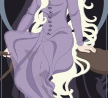 Amalthea Nouveau - The Last Unicorn Sticker