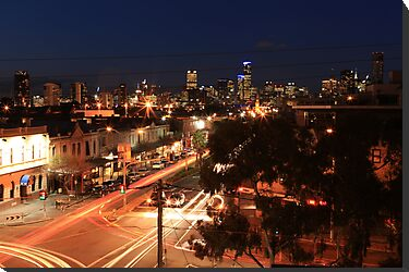 Melbourne, Victoria by Tamazical