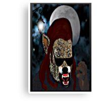 Shapeshifter Canvas Print