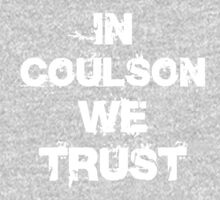 In Coulson we trust Kids Clothes