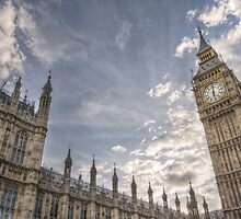 Big Ben by Pancake76