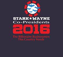 Stark & Wayne Co-Presidents 2016 Unisex T-Shirt