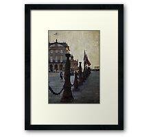 Obradoiro Framed Print