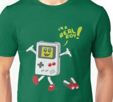 I'm a Real Boy! Unisex T-Shirt