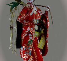 Geisha Elegance by Al Bourassa