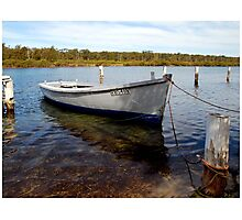 Rescue Boat 548N Photographic Print