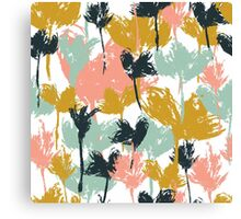 Forest of Flowers Canvas Print