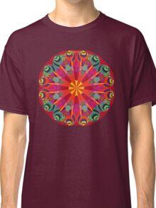 Mauve Star Classic T-Shirt