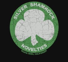 Silver Shamrock Novelties by AngryMongo