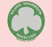 Silver Shamrock Novelties One Piece - Long Sleeve