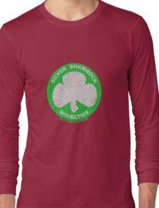 Silver Shamrock Novelties Long Sleeve T-Shirt