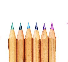 feel creative with these crayons   by TomkinZZzz