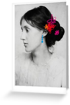 Virginia Woolf by giuliagemma