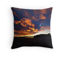 Waxholm Castle  Throw Pillow