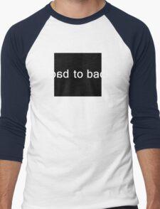 Back to Back Men's Baseball ¾ T-Shirt