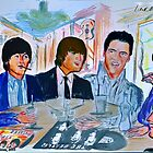 BEATLES-The unfilmed meeting beatles and elvis by LIVING