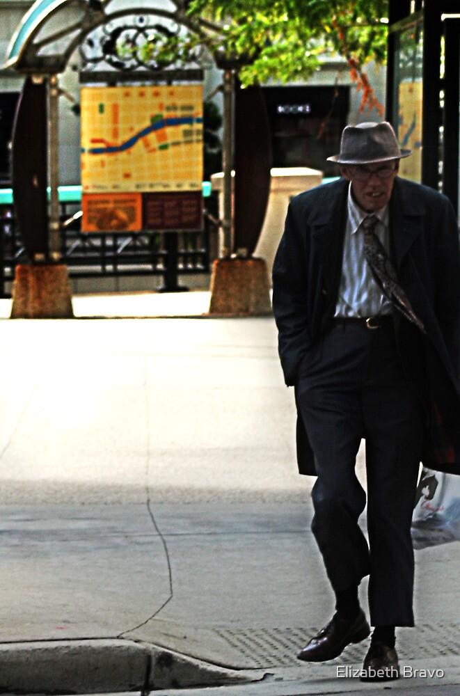 Old Man by Elizabeth Bravo