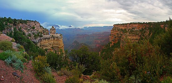 Grand Canyon Haze by Daniel Owens