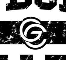 Gudger College Sticker