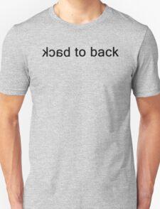 Back to Back 2 T-Shirt