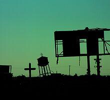 Groom, TX by Daniel Owens