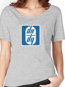 dx / dy Women's Relaxed Fit T-Shirt