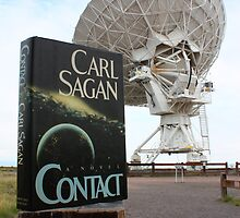 Contact at the VLA by Daniel Owens