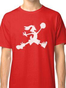Hare Jordan [White Logo] Classic T-Shirt