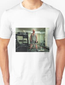 Troy -  The Workout Unisex T-Shirt