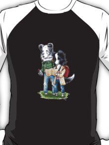 Adventure Border Collies T-Shirt