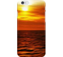 Orange Views iPhone Case/Skin