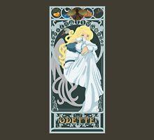 Odette Nouveau - Swan Princess Womens Fitted T-Shirt