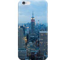 Big city life iPhone Case/Skin