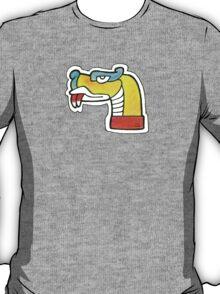 Mayan Snake Symbol T-Shirt