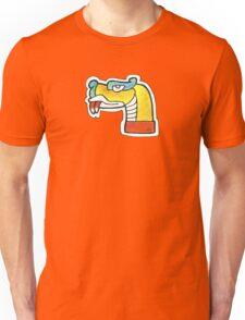 Mayan Snake Symbol Unisex T-Shirt