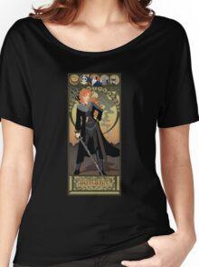 Sorsha Nouveau - Willow Women's Relaxed Fit T-Shirt