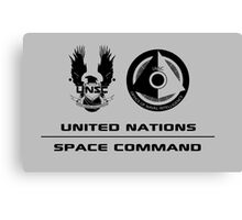UNSC Office of Naval Intelligence Canvas Print
