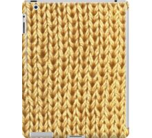 Cozy up! iPad Case/Skin