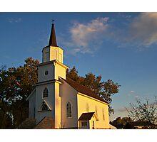 Beaver Creek Church Photographic Print
