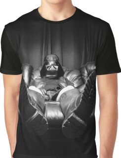 Come to the Dark Side, We Have Recliners Graphic T-Shirt