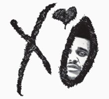 XO - The Weeknd by ScottW93