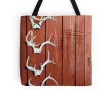 WILDLIFE PRESERVE (D) Tote Bag