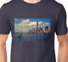 New York River Cruise Unisex T-Shirt