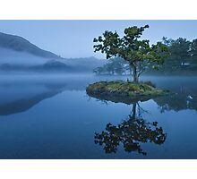 rydal water at dawn Photographic Print