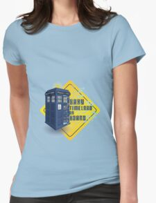 Doctor Who Tardis - Baby Timelord on Board T-Shirt