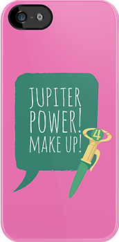 Jupiter Power by gallantdesigns