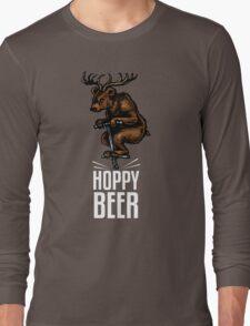 Hoppy Beer Long Sleeve T-Shirt