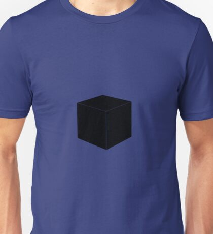 Doctor Who Cube 2 Unisex T-Shirt