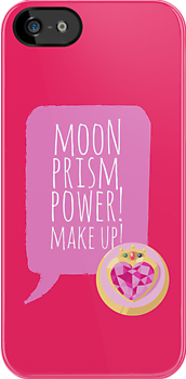 Chibi Moon Prism Power by gallantdesigns